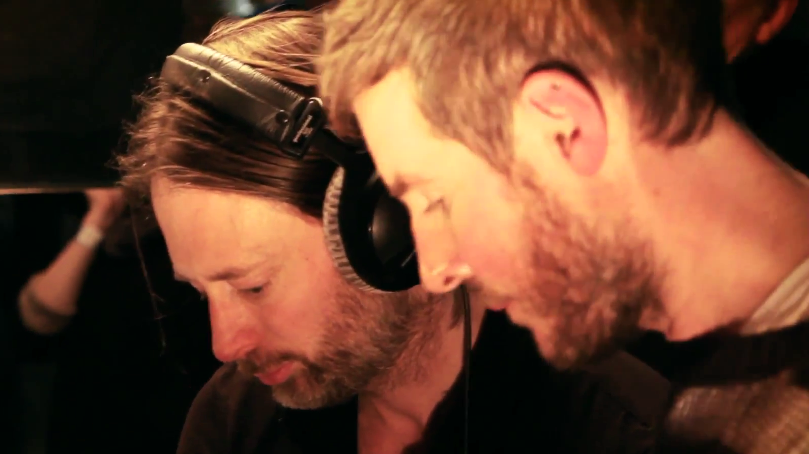 Occupy Radio - Thom Yorke & 3D