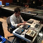 Richard Russell (Studio Session Massive Attack)