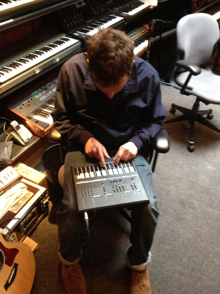 Damon Albarn (Studio Session Massive Attack)